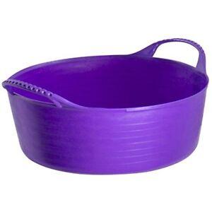 Tubtrugs Sp5p Flexible Violet Très Petite Capacité De 5 Litres / 1,3 Gallon
