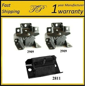1 PCS Trans Mount For 2003 Chevrolet Silverado 2500 HD 6.0L 2WD