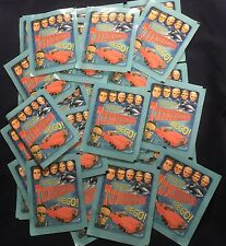 1000 Packs Thunderbirds NEW Unopened Collector Stickers Cards Inc 2002