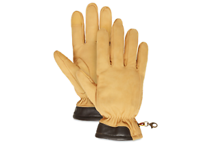 Timberland-Handschuhe-A1EG1-Seabrock-Beach-Classic-Nubuck-Glove-Leder-Neu