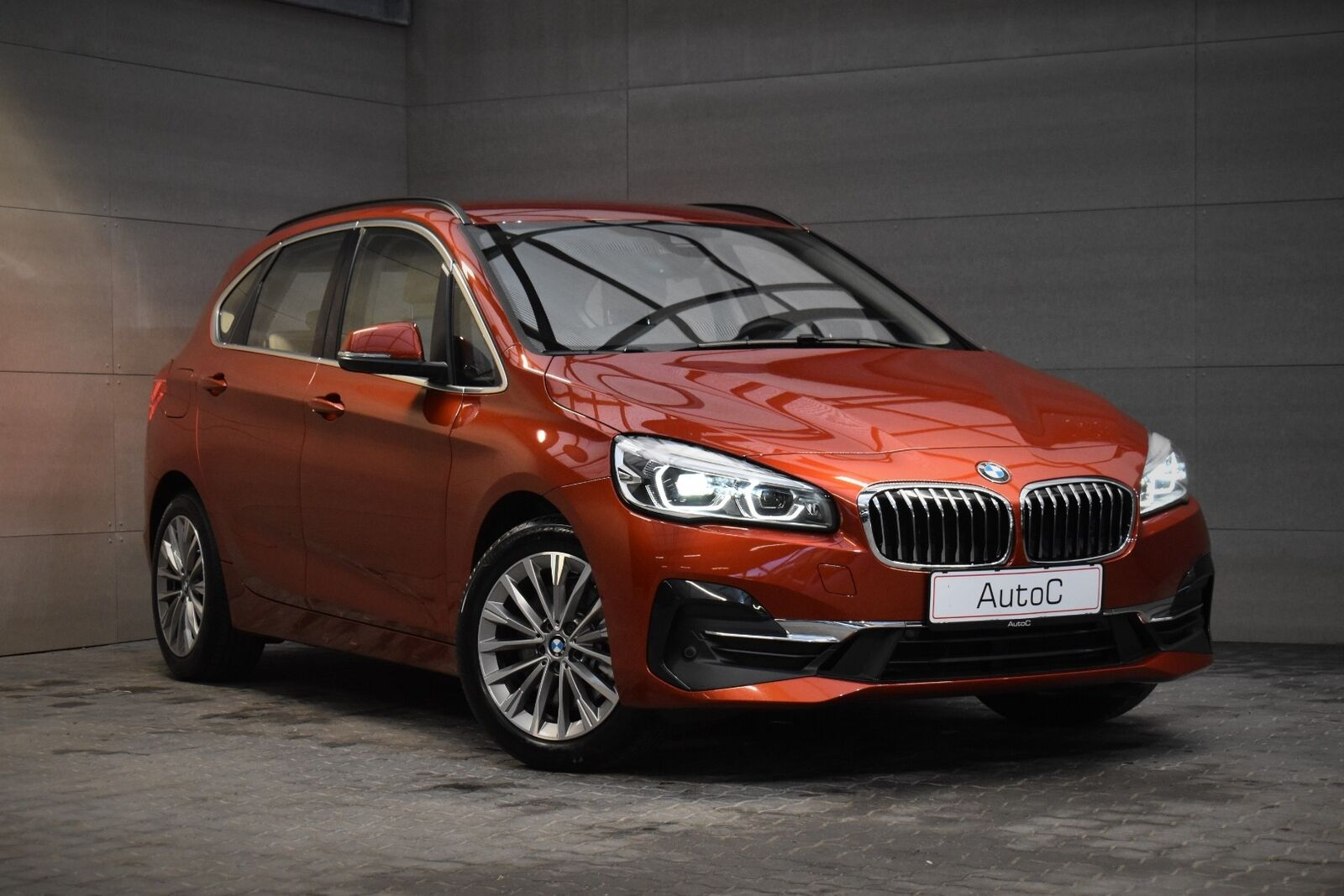 BMW 225xe 1,5 Active Tourer Advantage aut. 5d - 319.800 kr.