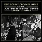 Eric Dolphy - At the Five Spot (Complete Edition, 2011)