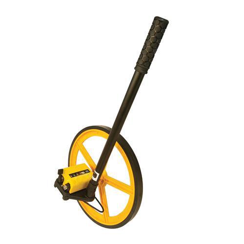 Travel Bag 0m-9999m Metric Measuring Wheel Rolling Distance Measurer