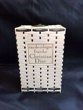 CHRISTIAN DIOR VINTAGE 1950-60s EAU DE COLOGNE FRAICHE 8 OZ (240ml) MINT SEALED