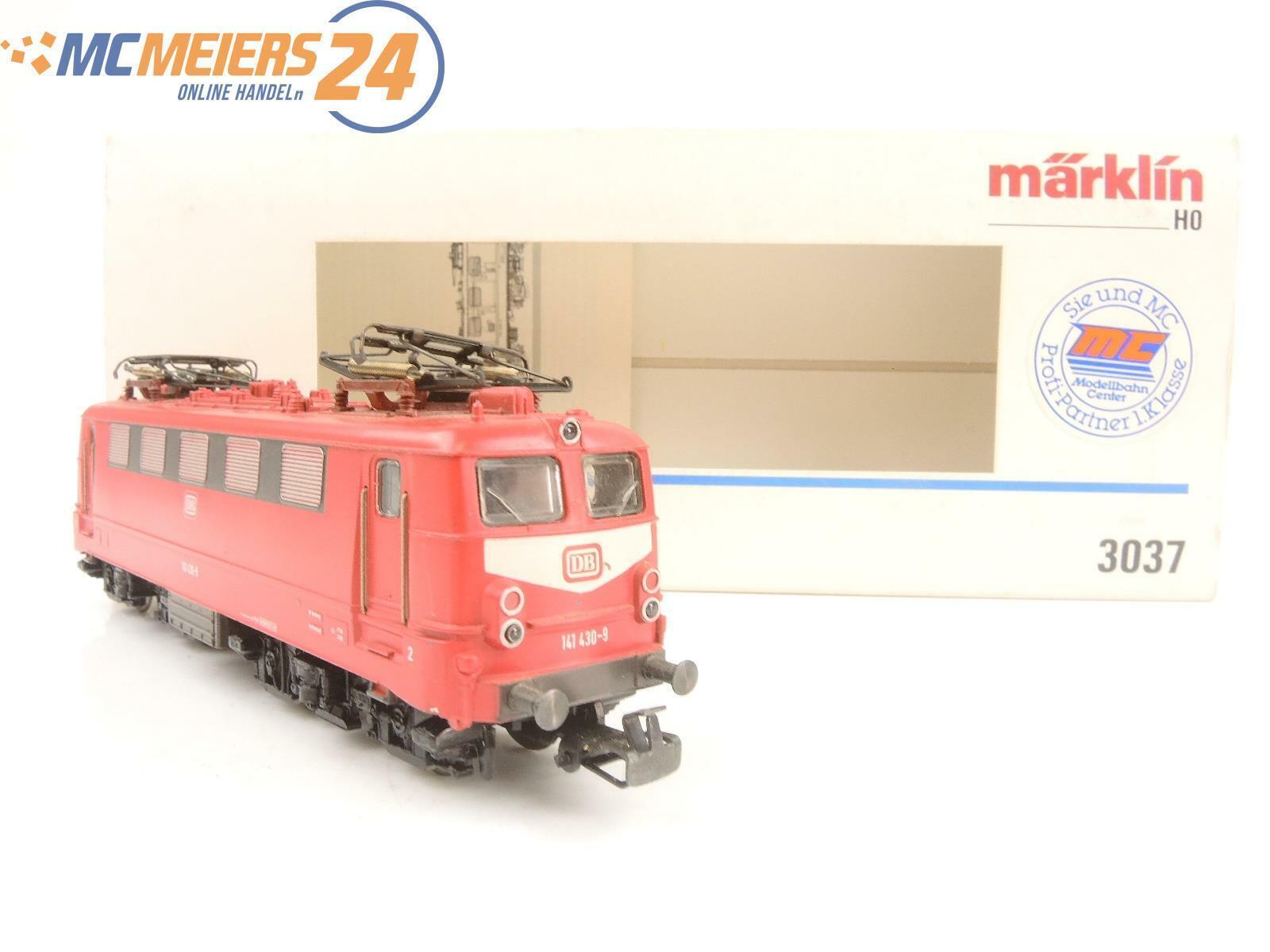 marklin e80a224 h0 3037 Elektrolok ELok BR 141 4309 DB