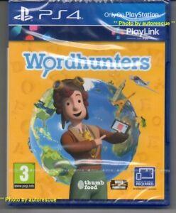 Wordhunters-039-Nuovo-e-Sigillato-039-PS4-quattro