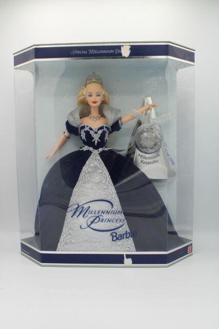 Mattel Millennium Princess 2000 Barbie Doll Special Edition Millenium Keepsake