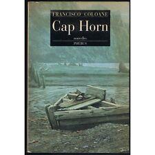 CAP HORN de Francisco COLOANE Nouvelles Chiliennes traduites par François GAUDRY