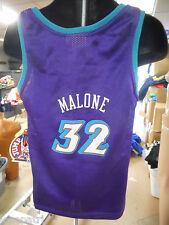 Vintage NBA Utah Jazz Karl Malone Little Kids Basketball Jersey NWT Size 7