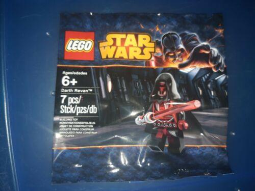 Lego Star Wars Polybag Darth Revan Scellé  5002123