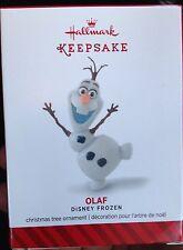 Hallmark 2014 Ornament - Olaf - DISNEY'S FROZEN