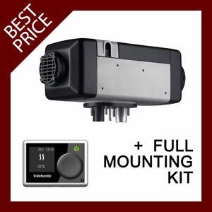 Webasto Air Top 2000 STC 12v | Diesel Night Air Heater & digital controller KIT