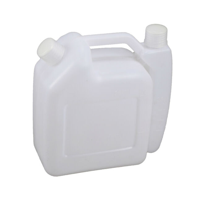 1.5L 2Stroke Oil Petrol Fuel Mixing Bottle Tank Container 25:1 50:1 fr Chainsaw