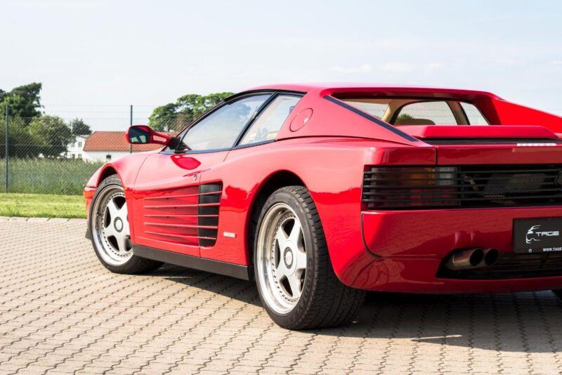 Ferrari Testarossa - 4