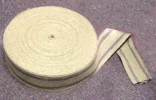 Burlap Roll for Bagel Board, 72 yards
