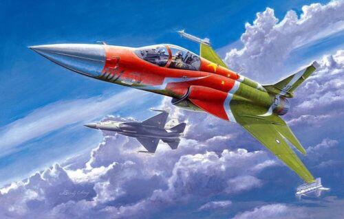 FC-1//JF-17 Thunder TRU02815-Trumpeter 1:48