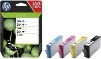 Artikelbild HP Tintenpatrone 364 Ink Cart CMYK Combo 4-Pack