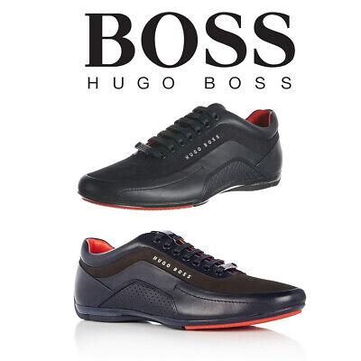Hugo Boss Men's HB Racing Lace Up