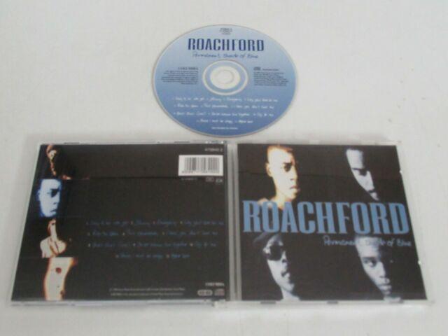 Roachford / Permanente Shade Of Blue (Columbia 475842 2) CD Álbum