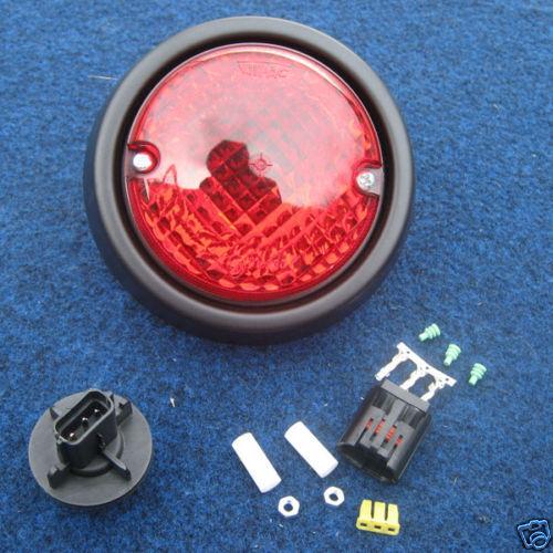 Stop/&Tail Rear Lamp Black Pod Kit Car Caterham//Locost