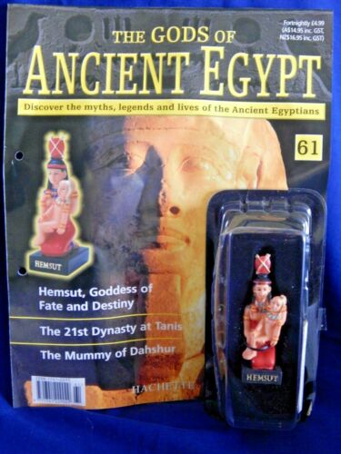 HACHETTE Please Select from list THE GODS OF ANCIENT EGYPT FIGURES