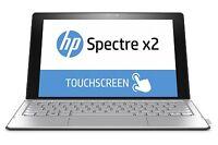 Hp Spectre X2 12 Fhd Intel Core M5 128gb Ssd 8gb Windows 10 Ultrabook Tablet