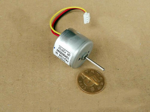 For Nidec Built-in Driver Board DC18V 6900RPM Internal Rotor Brushless Motor CCW