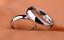 Anello-Fede-Fedina-Fascia-Spesso-6-mm-Uomo-Donna-Unisex-Acciaio-Love-Idea-Regalo miniatura 4