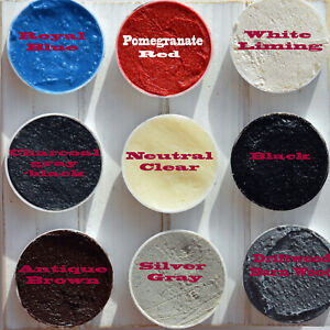 Image Is Loading All Natural Paste Wax 6oz Antiquing Clear Amp