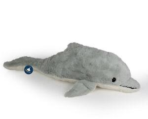 Arktis & Antarktis Stofftier Delfin Plüschtier