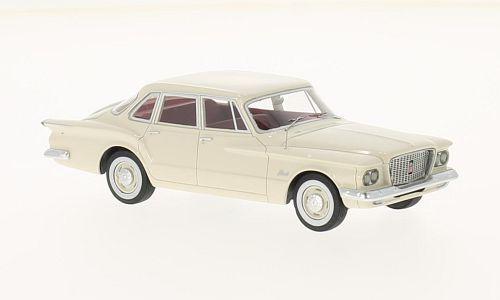 Un fou de Noël remporte une grande concurrence NEO 47015 - Plymouth Vailland Sedan - 1960  1/43 | En Qualité Supérieure