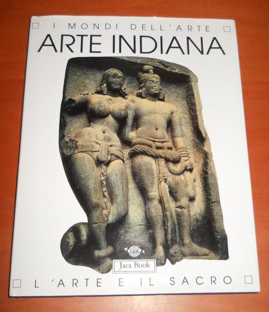 Delahoutre, ARTE INDIANA - Jaca Book, 1996