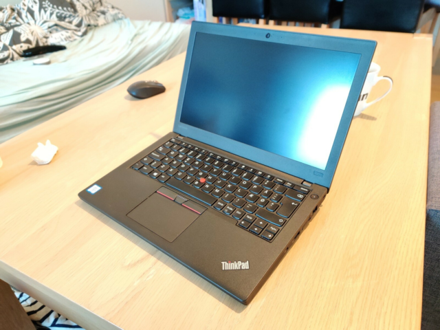 Lenovo ThinkPad x270, i5-7200U 2,50 GHz, DDR4 8 GB ram, SSD…