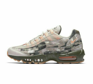 hot products picked up discount HOMME Nike Air Max 95 Essentielle Chaussures Sable Désert Noir ...