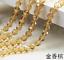 12 mm 32 poste Edge angle de perle Cristal Spacer Beads Wholesale 6
