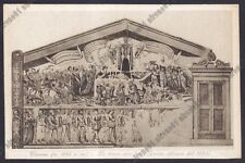 BERGAMO CLUSONE 60  DANZA MACABRA - VAL SERIANA Cartolina 1935