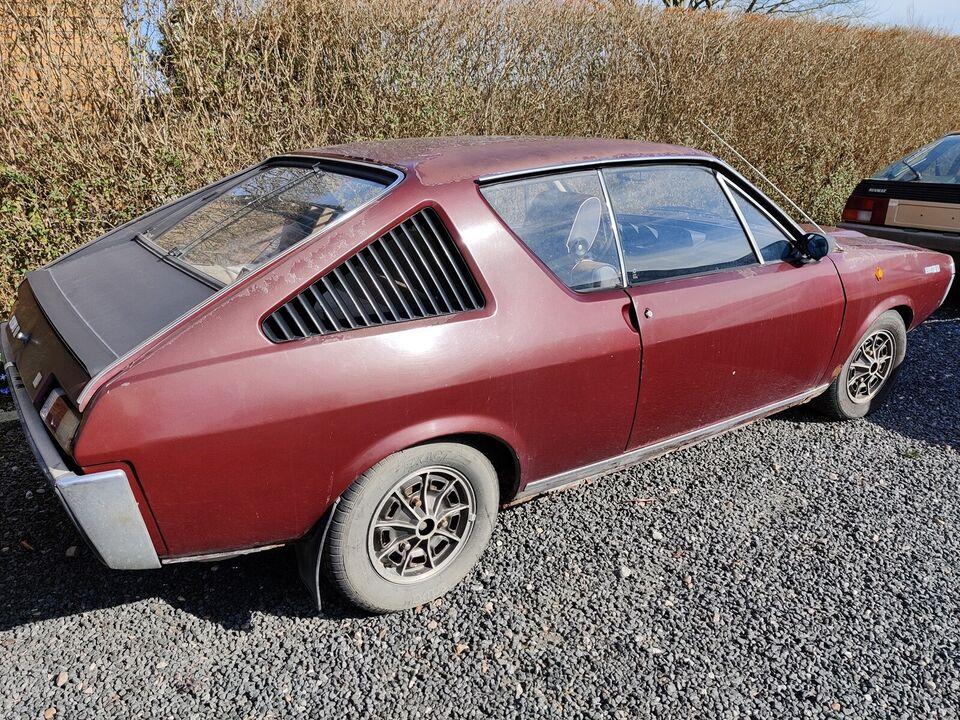 Renault 15, 1,3 TL, Benzin