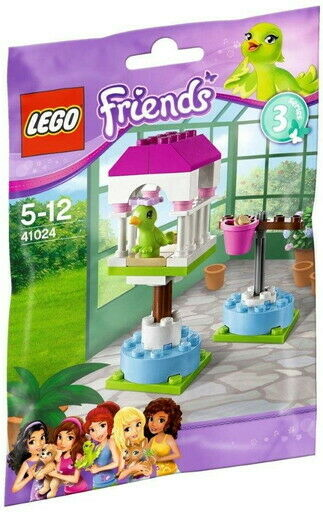 LEGO (LEGO) Friends parrots and colorful perch 41024