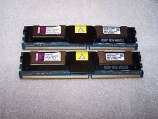 8GB Kingston PC2-5300F DDR2-667 Server RAM (FBDIMM), 2x 4GB Kit