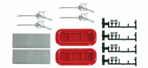 Herpa h0 052405 accesorios bomberos accesorios IV