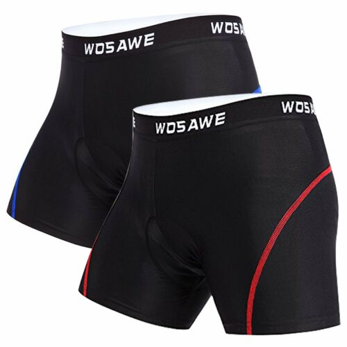 4D Gel Padded Road Bicycle Cycling Underwear Shorts Breathable Quick Dry