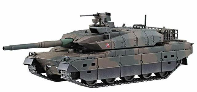 Aoshima JGSDF Type 10 Tank 1/72 Model Kit