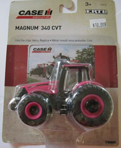 1//64 Case IH Magnum 340 MFD front /& rear duals Pink Rims