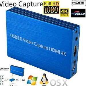 4K-HDMI-to-USB-3-0-Video-Capture-Card-Dongle-1080P-60fps-HD-HDMI-Video-Recorder