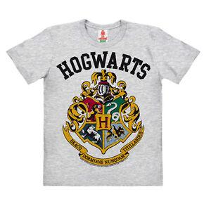 Film Harry Potter Wappen Hogwarts Logo Kinder Organic T Shirt