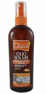 Delice Solaire - Olio Solare Abbronzatura Intensa 150 Ml