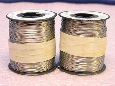 793 Feet Bare Copper Wire 24 Gauge 1 lb Spool Diameter 0.020