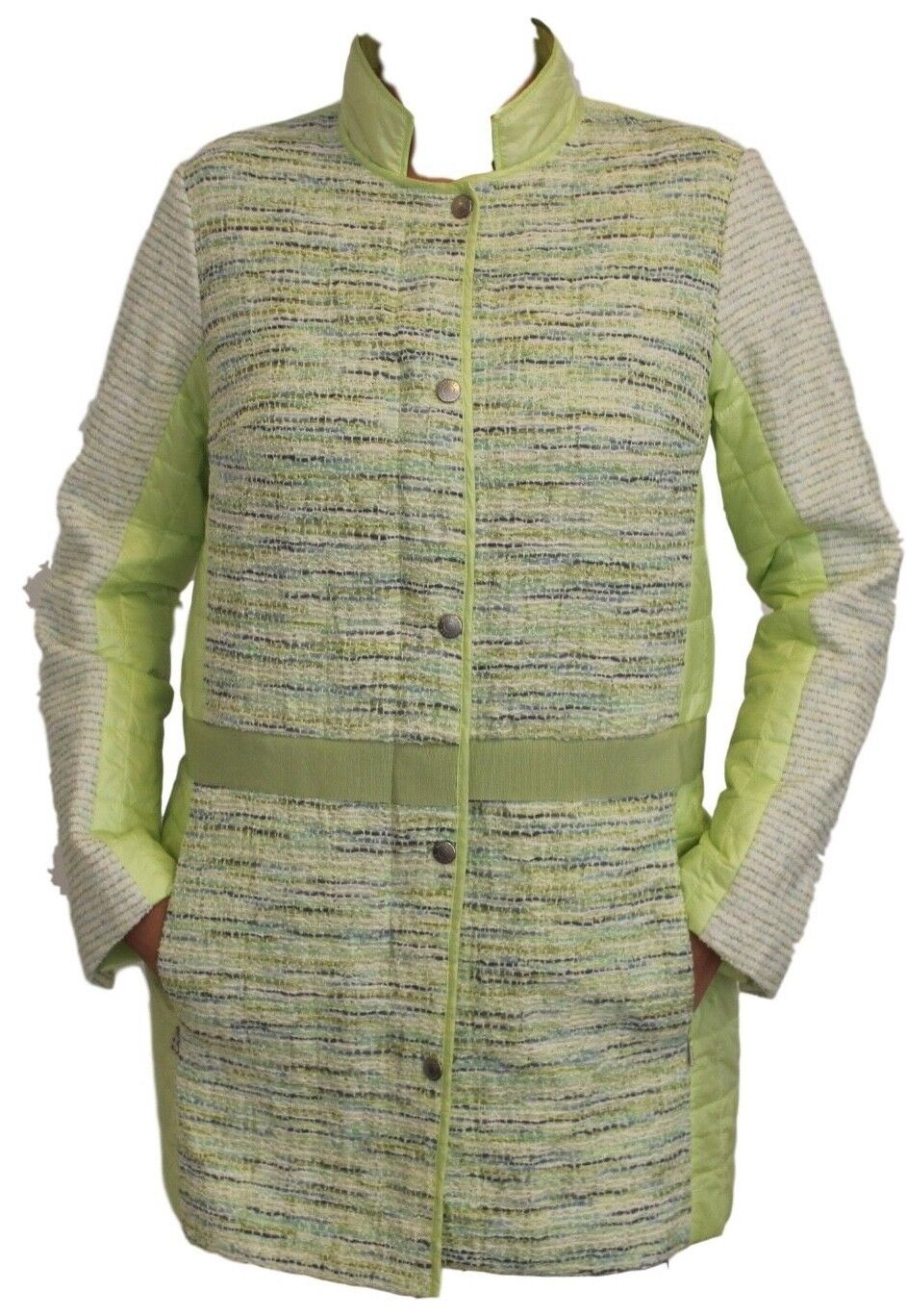 Bogner Juline Women's Coat Green Size 40 M L or 44 XL New