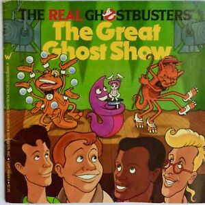 The-Great-Ghost-Show-The-Real-Ghostbusters-PB-1987-Movie