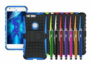 Google-Pixel-HeavyDuty-Tough-ShockProof-Builder-Hard-Stand-Case-Cover